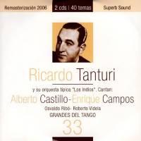 Grandes Del Tango 33 Ricardo Tanturi