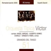Grandes del Tango 51 Orquesta Típica Victor
