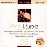 Grandes Del Tango 26 Pedro Láurenz